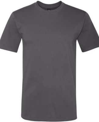 780 Anvil Middleweight Ringspun T-Shirt Charcoal