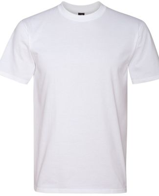 780 Anvil Middleweight Ringspun T-Shirt White