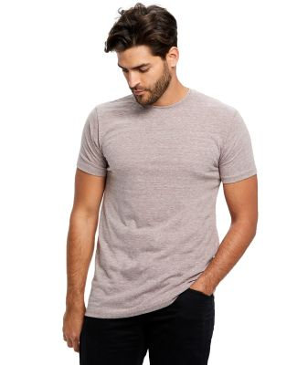 US2229 US Blanks Tri-Blend Jersey Tee Tri-Brown