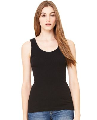 BELLA 4000 Womens Ribbed Tank Top Catalog