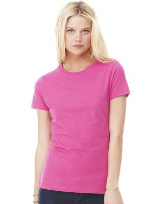 BELLA 6000 Womens Crew Neck T-Shirt Catalog