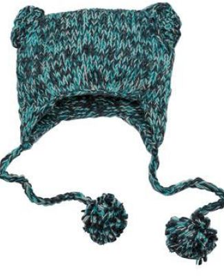 DT626 District Hand Knit Cat-Eared Beanie Catalog