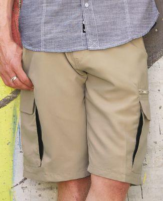 B9803 Burnside - Microfiber Shorts Catalog