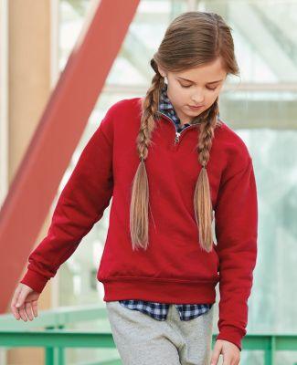 995Y JERZEES - Nublend® Youth Cadet Collar Sweatshirt Catalog