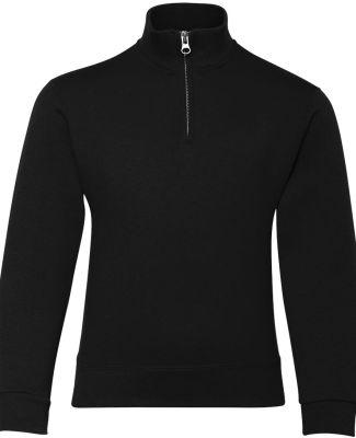 995Y JERZEES - Nublend® Youth Cadet Collar Sweats Black