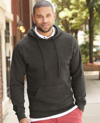 8620 J. America - Cloud Fleece Hooded Pullover Sweatshirt Catalog