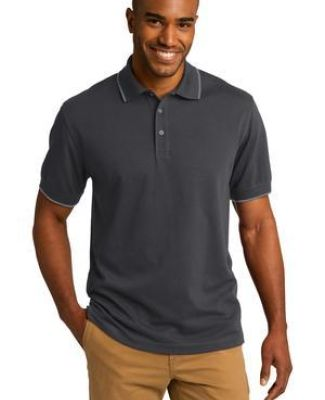 K454 Port Authority® Rapid Dry™ Tipped Polo Catalog