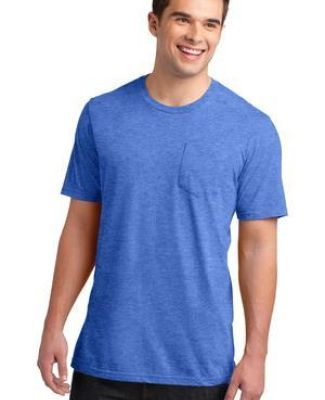 DT6000P District® Young Mens Very Important Tee® with Pocket Catalog