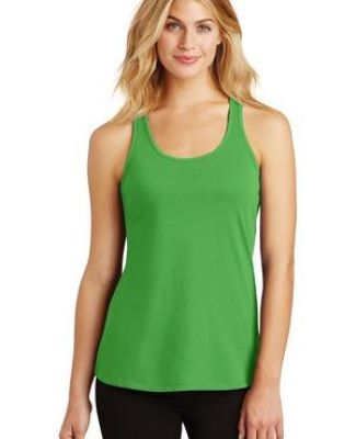 DM420 District Made™ Ladies Solid Gathered Racerback Tank Catalog