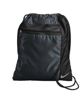 TG0274 Nike Golf Cinch Sack Black/Black