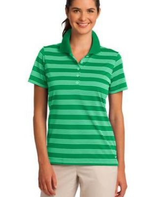 578678 Golf Ladies Dri-FIT Tech Stripe Polo Catalog