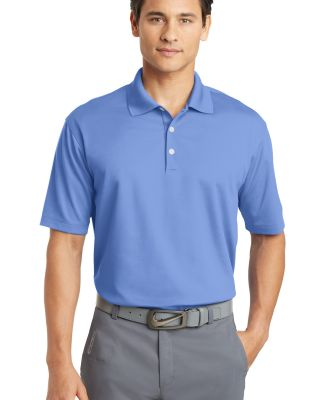 604941 Nike Golf Tall Dri-FIT Micro Pique Polo Valor Blue