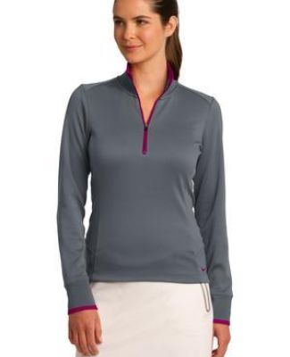 578674 Nike Golf Ladies Dri-FIT 1/2-Zip Cover-Up Catalog