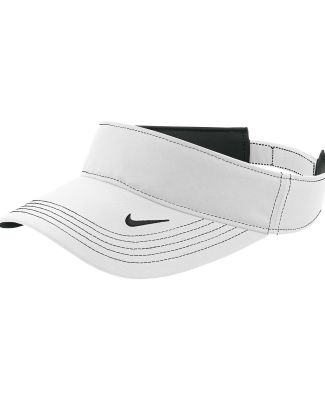 429466 Nike Golf - Dri-FIT Swoosh Visor White