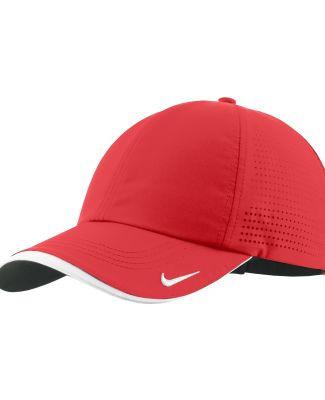 429467 Nike Golf - Dri-FIT Swoosh Perforated Cap University Red