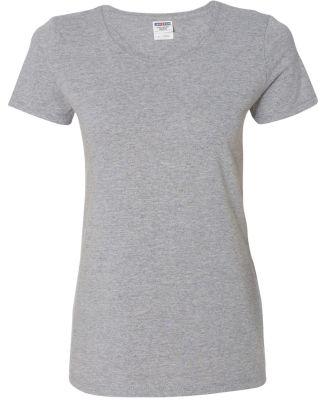 29W JERZEES - Ladies' DRI-POWER 50/50 T-Shirt Athletic Heather