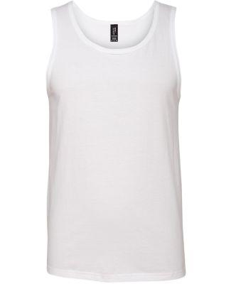 986 Anvil - Lightweight Fashion Tank White