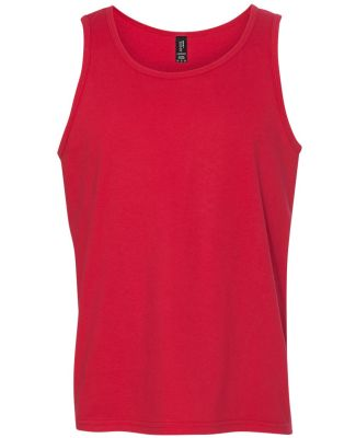 986 Anvil - Lightweight Fashion Tank Red