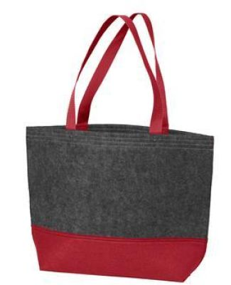 BG402M Port Authority® Medium Felt Tote Catalog