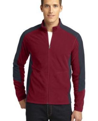 F230 Port Authority® Colorblock Microfleece Jacket Catalog