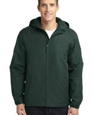 J327 Port Authority® Hooded Charger Jacket Catalog