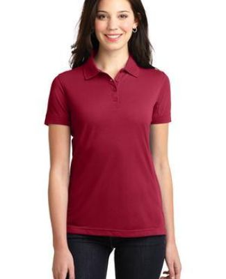 L567 Port Authority® Ladies 5-in-1 Performance Pique Polo Catalog