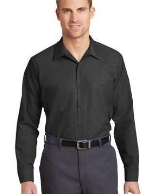 SP14 Red Kap - Long Sleeve Industrial Work Shirt Catalog