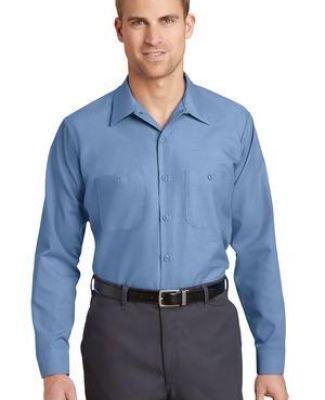 SP14LONG Red Kap - Long Size, Long Sleeve Industrial Work Shirt Catalog