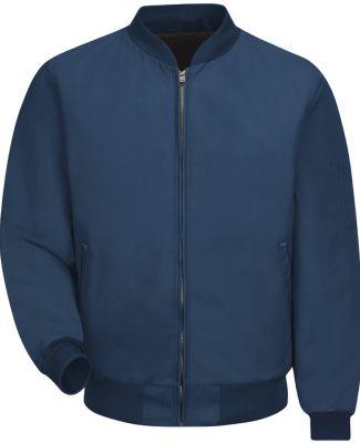 CSJT38 Red Kap - Team Style Jacket with Slash Pock Navy