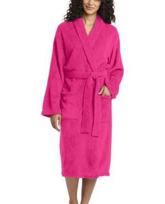 R102 Port Authority® Plush Microfleece Shawl Collar Robe Catalog
