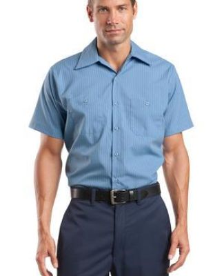 CS20LONG Red Kap - Long Size, Short Sleeve Industrial Work Shirt Catalog