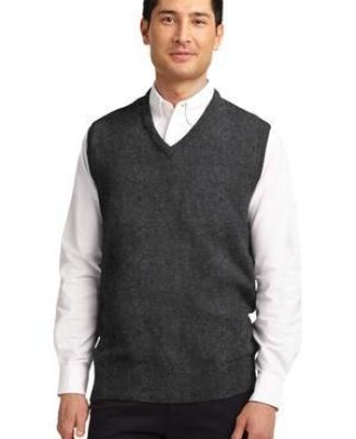 SW301 Port Authority® Value V-Neck Sweater Vest Catalog