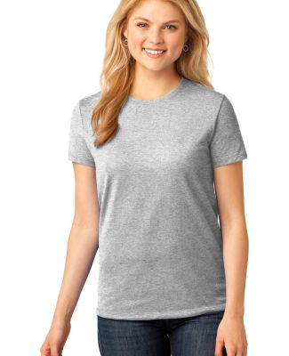 LPC54 Port & Company® Ladies 5.4-oz 100% Cotton T Ash