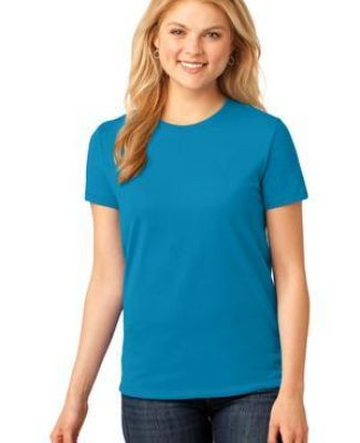 LPC54 Port & Company® Ladies 5.4-oz 100% Cotton T-Shirt Catalog