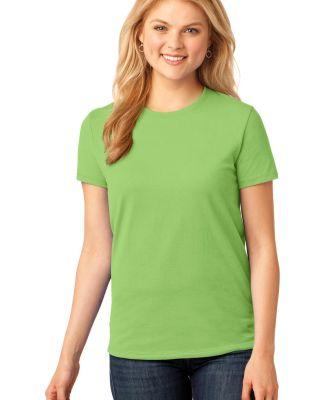 LPC54 Port & Company® Ladies 5.4-oz 100% Cotton T Lime
