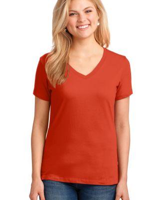 LPC54V Port & Company® Ladies 5.4-oz 100% Cotton  Orange