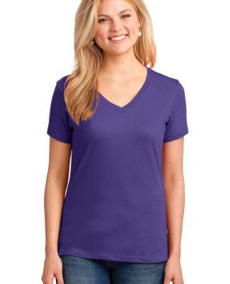 LPC54V Port & Company® Ladies 5.4-oz 100% Cotton  Purple