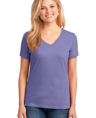 LPC54V Port & Company® Ladies 5.4-oz 100% Cotton  Violet