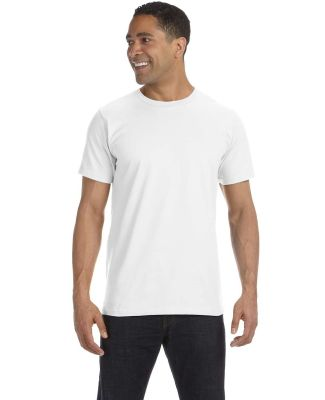 490 Anvil Organic Short Sleeve Fashion Fit Tee WHITE