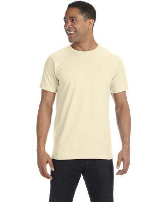 490 Anvil Organic Short Sleeve Fashion Fit Tee NATURAL