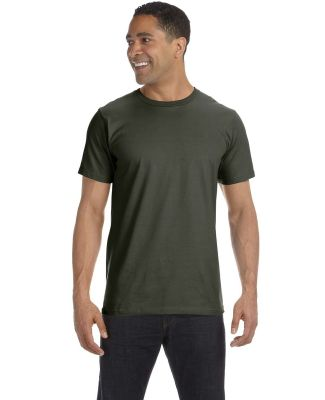 490 Anvil Organic Short Sleeve Fashion Fit Tee City Green (Discontinued)