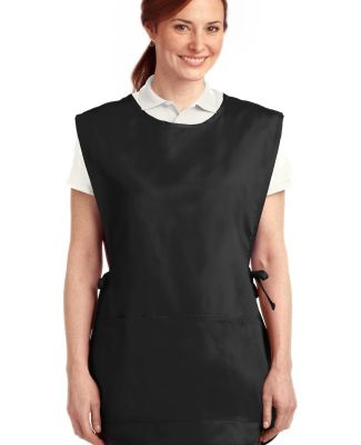 A705 Port Authority® Easy Care Cobbler Apron with Black