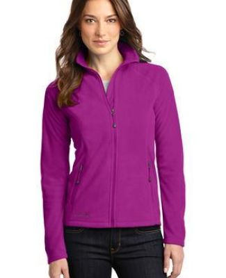 EB225 Eddie Bauer® Ladies Full-Zip Microfleece Jacket Catalog