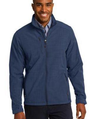 EB532 Eddie Bauer® Shaded Crosshatch Soft Shell Jacket Catalog