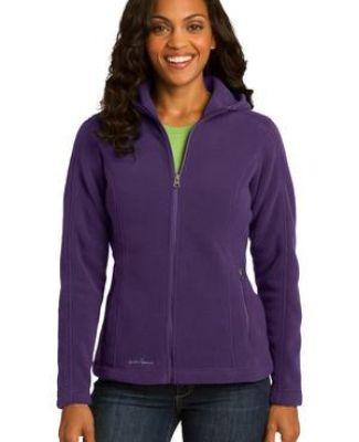 EB206 Eddie Bauer® Ladies Hooded Full-Zip Fleece Jacket Catalog