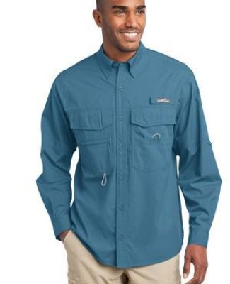 EB606 Eddie Bauer® - Long Sleeve Fishing Shirt Catalog