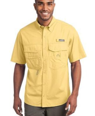 EB608 Eddie Bauer® - Short Sleeve Fishing Shirt Catalog