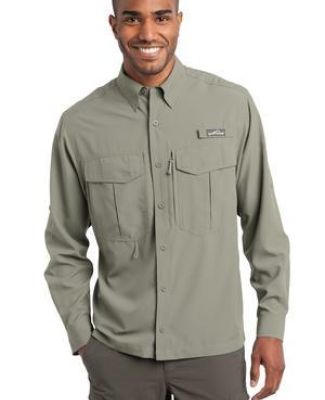 EB600 Eddie Bauer® - Long Sleeve Performance Fishing Shirt Catalog