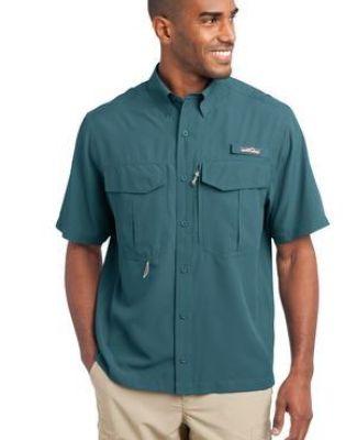 EB602 Eddie Bauer® - Short Sleeve Performance Fishing Shirt Catalog