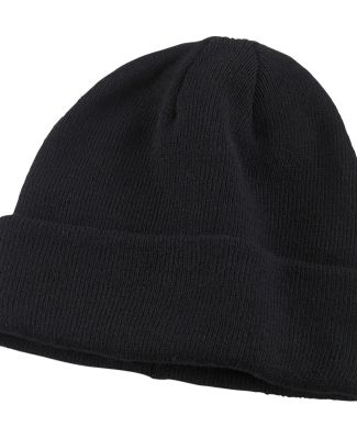BX031 Big Accessories Watch Cap BLACK